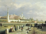View of the Moscow ~ Kremlin
