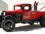 1927 ford model a tow truck