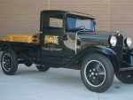 1929 ford model a flatbed truck