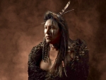 Proud Native Warrior