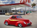 Roy,'s Gas Station