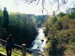 Falls Of Clyde - New Lanark - Scotland