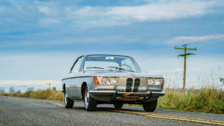 1967 BMW 2000CS - Old-Timer, 2000CS, BMW, Luxury, Cars