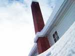 Tall Red Chimney