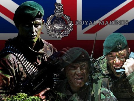 Royal Marines Other People Background Wallpapers On Desktop