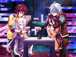 No Game No Life vs Zero