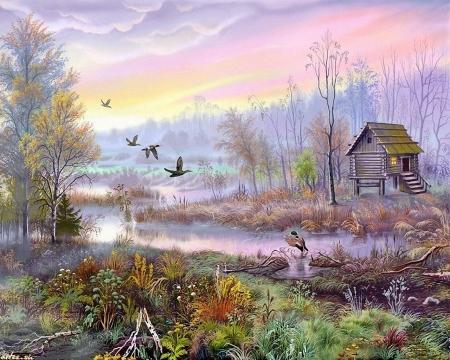 Birds & Animals Background Wallpapers