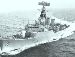 WORLD OF WARSHIPS HMS ZULU TYPE 81 TRIBAL CLASS FRIGATE