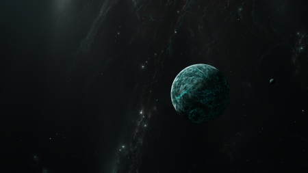 Pragstiga Colony World - planets, 3d, Starkitech, galaxies, space