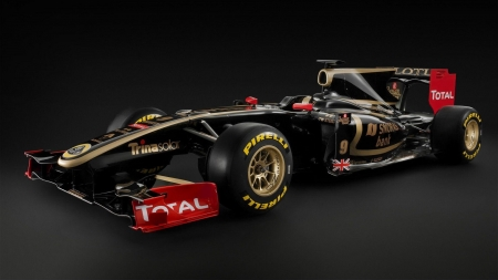 lotus renault formula one