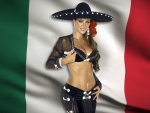 Mexican Cowgirl~Ninel Conde