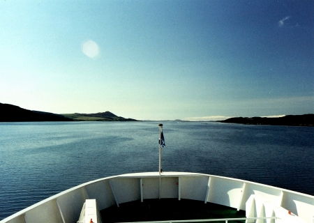 On The Ferry To Islay (Scotland) - Scottish Highlands, Scotland, Islay, Scottish Islands