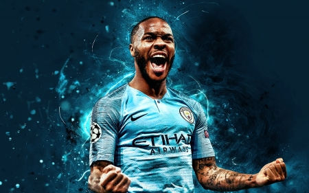 Raheem Sterling Soccer Sports Background Wallpapers On
