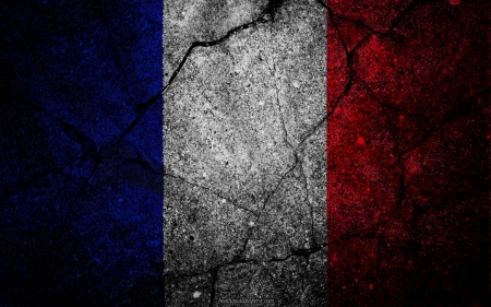 Flag Of France Textures Abstract Background Wallpapers