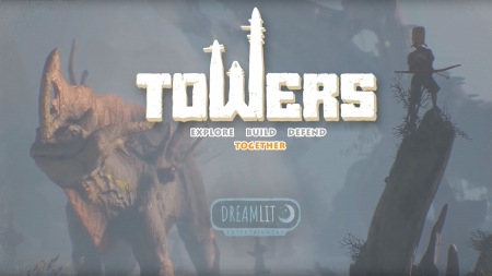 Towers - WallPaper 001
