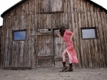 Dancing Cowgirl . .