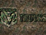 Dodge Trucks camo logo