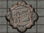 1930s old steel Buick Logo