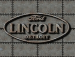 Old Lincoln steel Logo