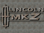 Lincoln MK Z old steel Logo