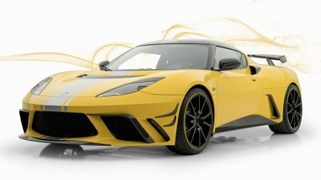 2019 Lotus Evora GTE by Mansory - Lotus, Tuned, Cars, GTE, Sports, Evora, Mansory, Tuning, Yellow