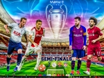 Champions League Semi Finals 2019