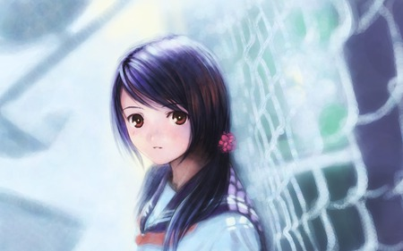 Anime Character - chinese, cartoon, girl, anime