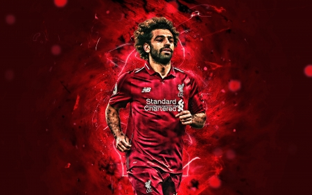 Mohamed Salah - liverpool, soccer, salah, football, egyptian, mohamed salah, mo salah