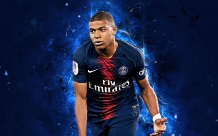 Kylian Mbappe Soccer Sports Background Wallpapers On Desktop Nexus Image 2480474