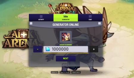 AFK Arena free diamonds cheat 2019 - Fantasy & Abstract Background