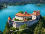 Castle in Slovenia