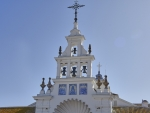 Bell Tower in Rocio, Spain