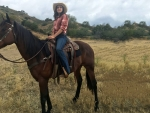 Bailee Madison - Cowgirl