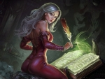 Grimoire writer Eirene