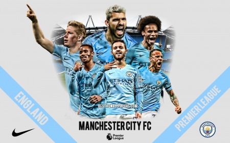 Manchester City Fc Soccer Sports Background Wallpapers