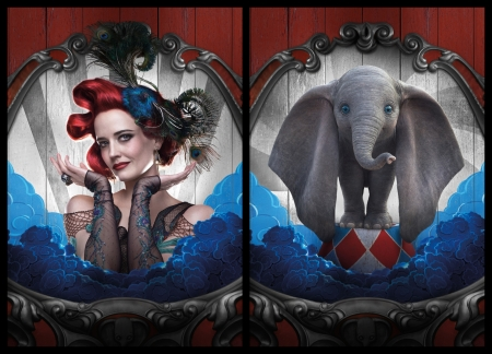 Dumbo 2019 Movies Entertainment Background Wallpapers On Desktop Nexus Image 2485250