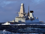 WORLD OF WARSHIPS HMS DRAGON TYPE 45 AIR DEFENCE DESTROYER