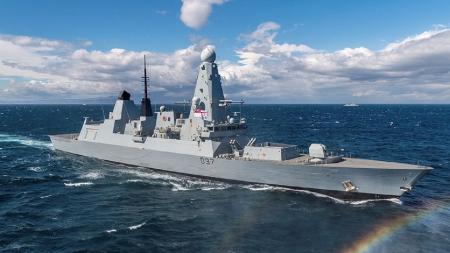 WORLD OF WARSHIPS HMS DUNCAN TYPE 45 AIR DEFENCE DESTROYER
