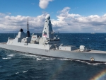 WORLD OF WARSHIPS HMS DUNCAN TYPE 45 AIR DEFENCE DESTROYER