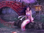 Sakura mermaid
