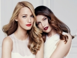 Blake Lively and Laetitia Casta