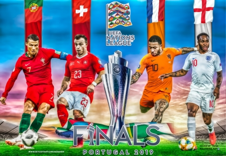 2019 Uefa Nations League Finals Soccer Sports Background Wallpapers On Desktop Nexus Image 2486426