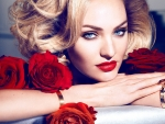 Candice Swanepoel - South African model