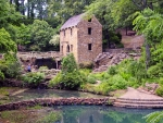 Old Watermill in Arkansas