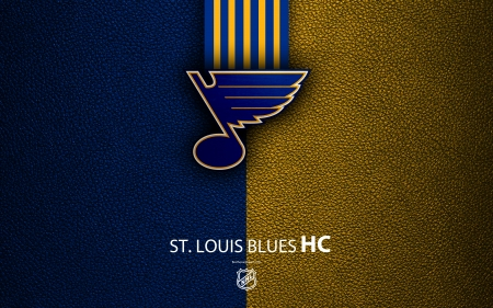 St. Louis Blues - st louis blues, hockey, sport, nhl, logo, blues, louis blues