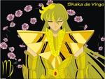 Shaka Saint of Virgo