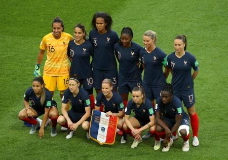 France Women S National Football Team Soccer Sports Background Wallpapers On Desktop Nexus Image 2490610