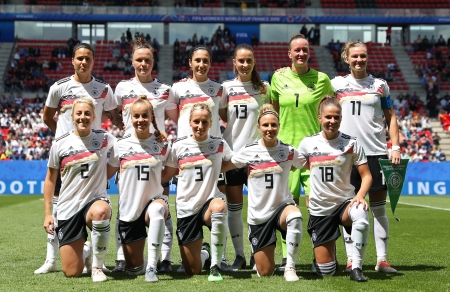 Germany Women's National Football Team - football, national, germany, women, team
