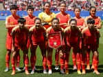 China Women's National Football Team