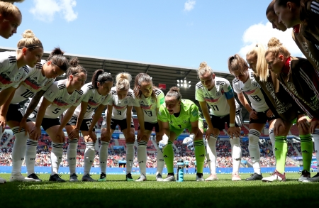 Germany Women's National Football Team - football, national, germany, team, women